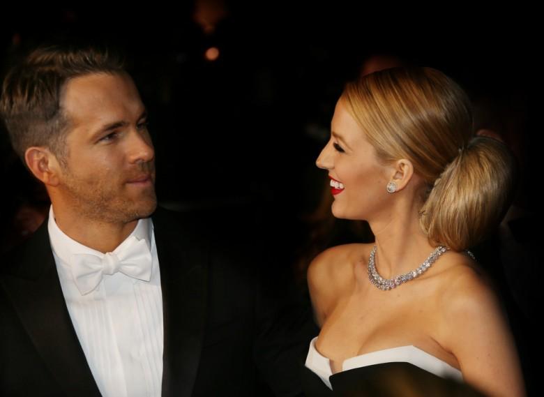 Blake Lively, Ryan Reynolds, celebrity
