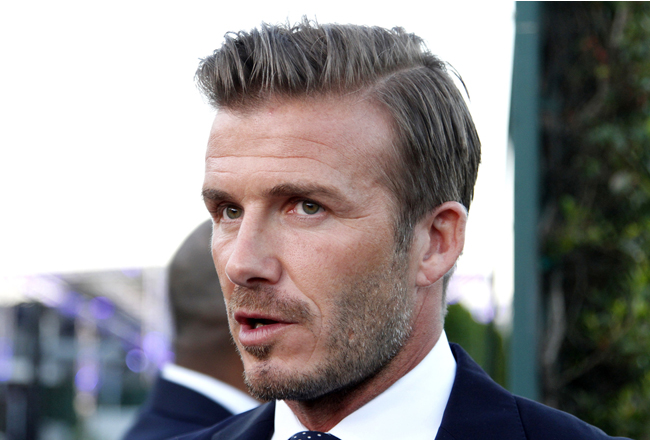 David Beckham, football player, celebrity, parenting, discipline, dating rules.