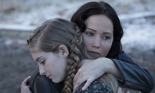 How Parenting Can Be A Lot Like The Hunger Games
