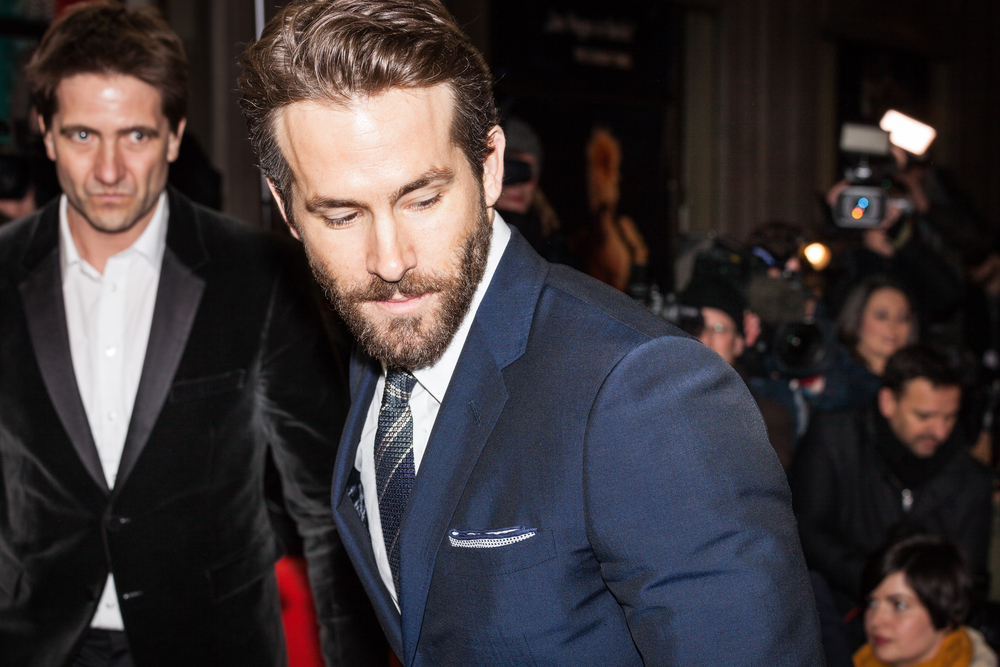 "Ryan Reynolds: ""Parenthood Is Better Than Peyote"""