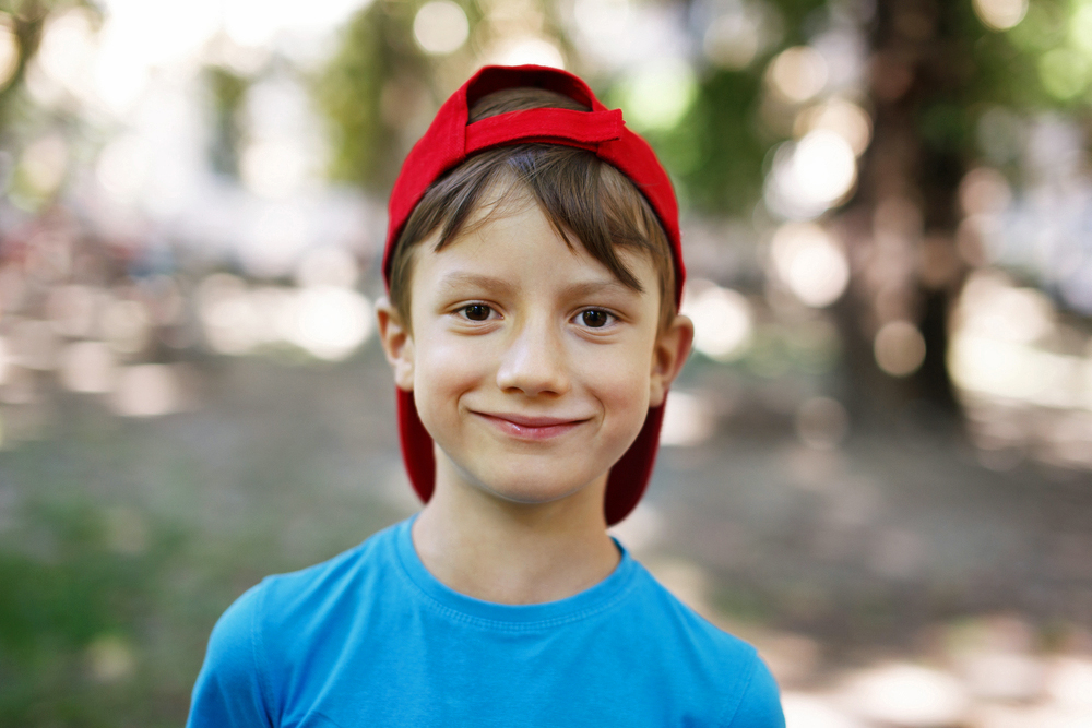 Raising An Eight Year Old Boy With A Smile