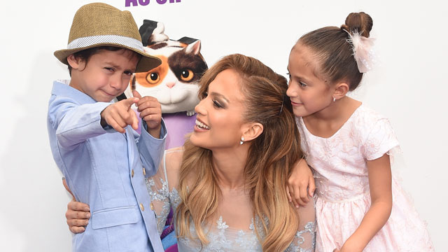 jennifer lopez, jLo, sleep, jennifer lopez kids