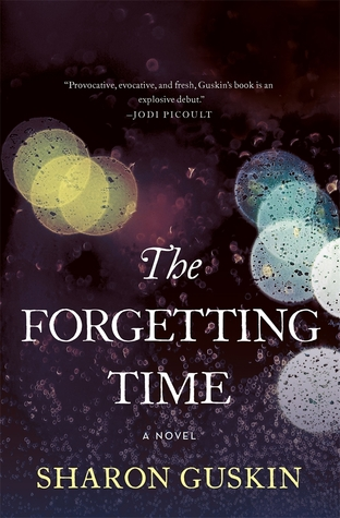 book, book review, the forgetting time