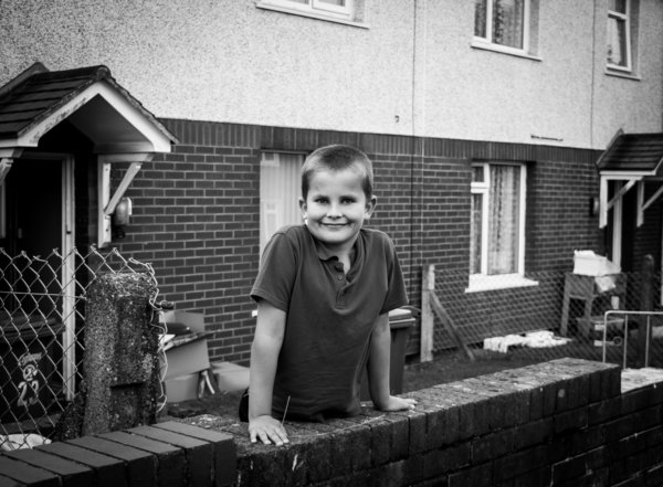 autism, child, boy, Glenn Gameson-Burrows, photography, black and white, autism spectrum disorder,