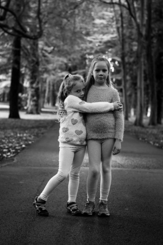 autism, siblings, Glenn Gameson-Burrows, photography, black and white, autism spectrum disorder,