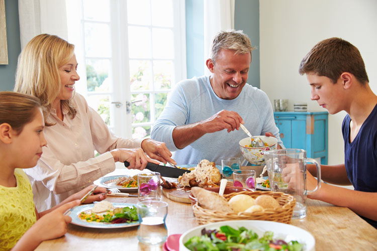 Make Mealtime Matter With Your Busy Teenagers