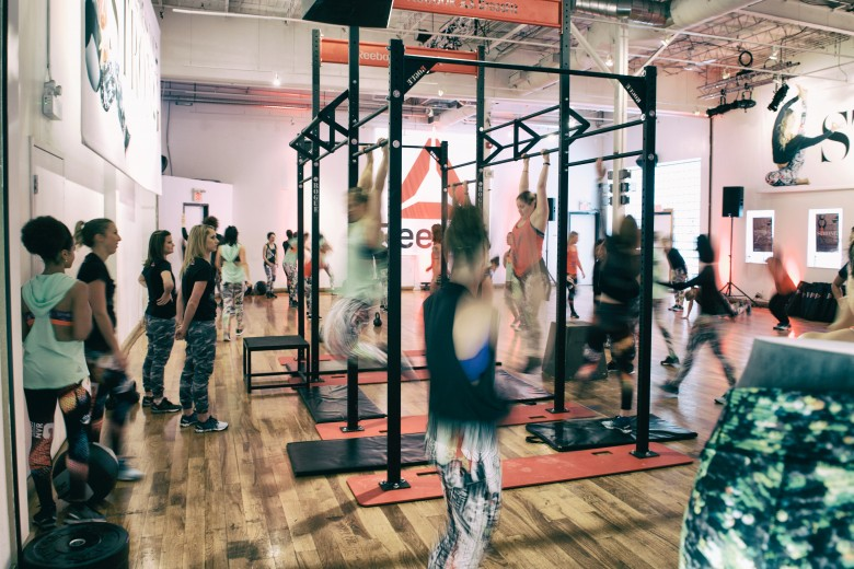 Reebok Express Your Strong Event 11