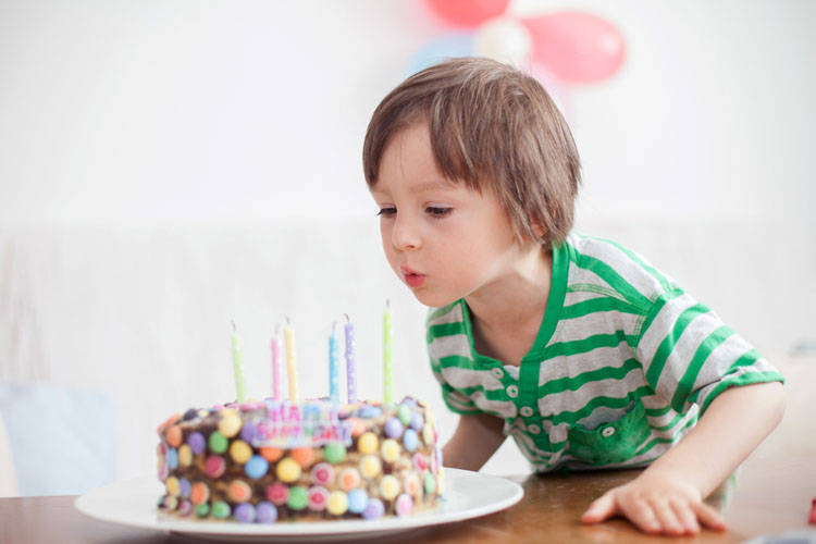 Surviving My Son's Birthday Celebrations After Divorce