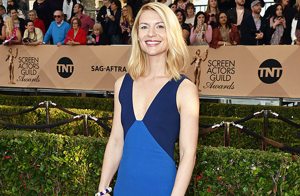 claire danes, sag awards, screen actors guild awards