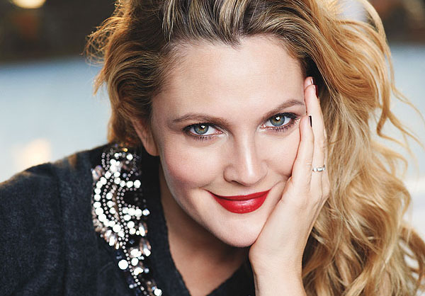 Drew Barrymore Makes Her Family A Priority