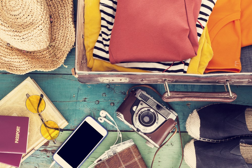 How To Survive Packing For Your Family March Break Getaway