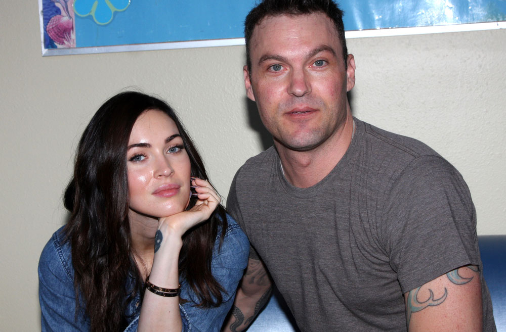 Megan Fox Keeps Up The Magic—Even At Home