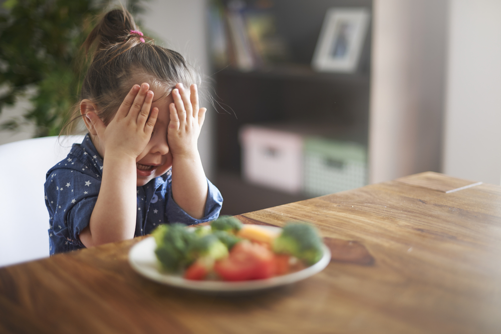 Yes, There Is Such A Thing As A Picky Eater