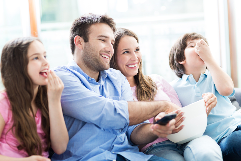 What's Happening To Family TV Viewing Habits?