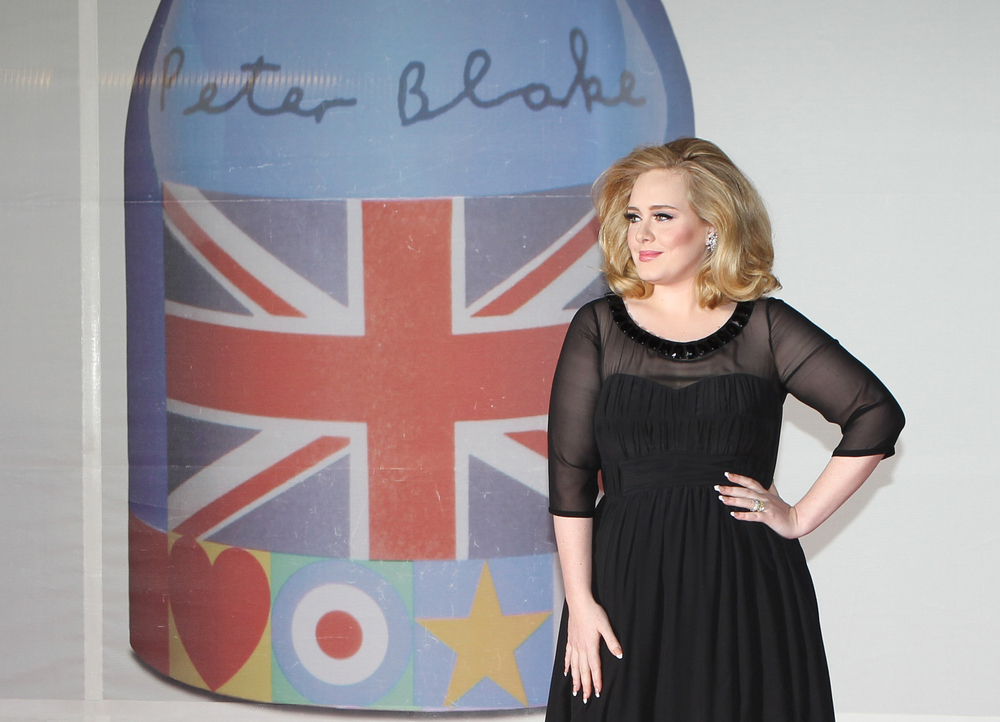 Adele Is The Coolest & Her Son Makes A Wonderful Disney Princess