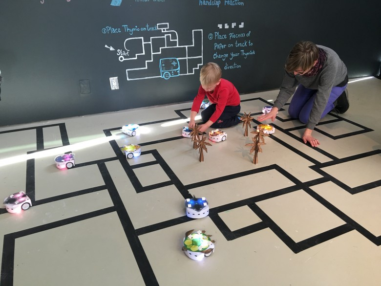 digiPlaySpace 2016. Photo credit: Sonya Davidson