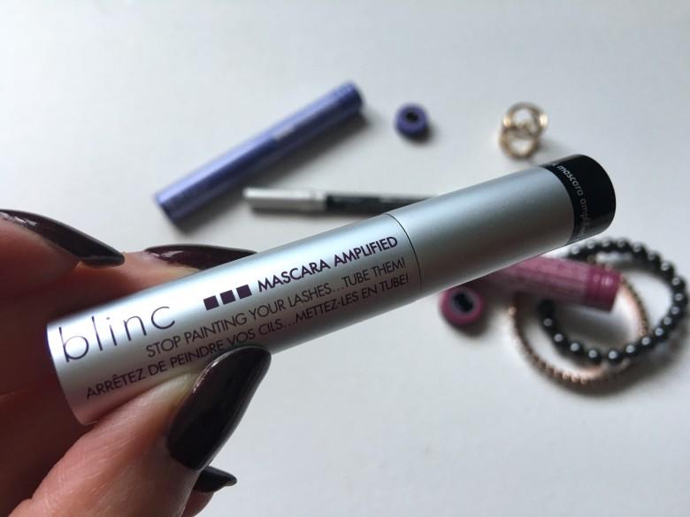 blinc amplified mascara / Urbanmoms