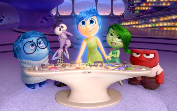 Disney's Inside Out