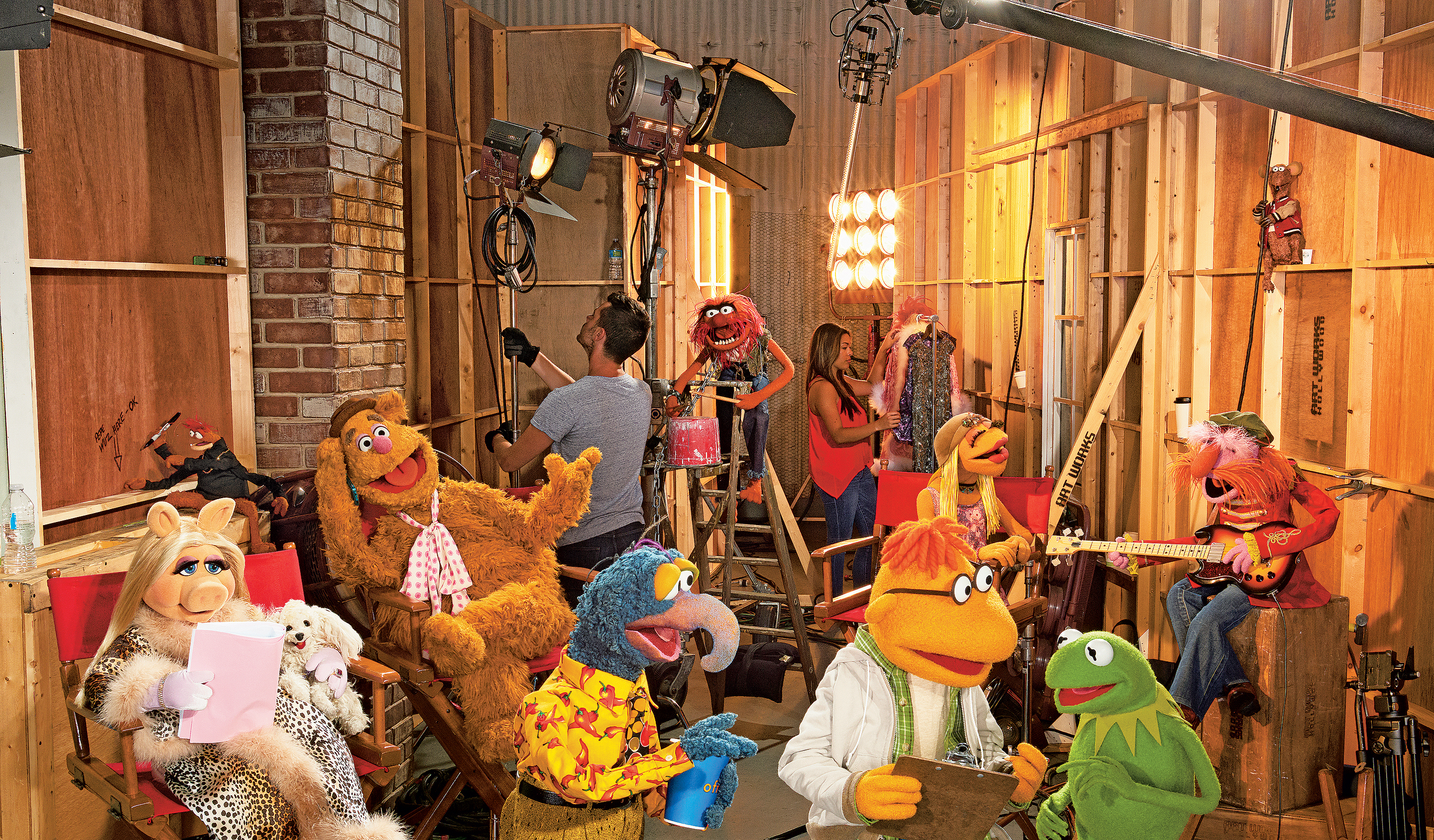 All The Ways Parenting Is Just Like The Muppets
