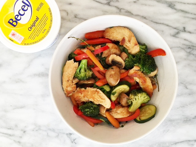 UrbanKitchen: Rustic Chicken And Veggie Sauté