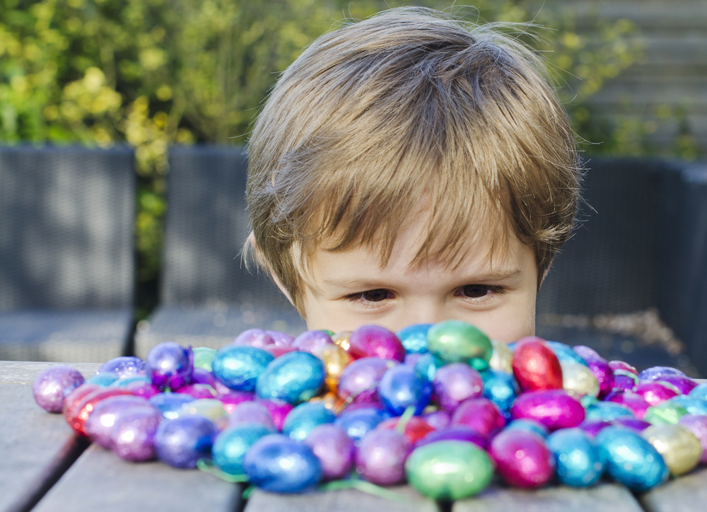 Parents, Please. Bring Back The Chocolate Easter Eggs
