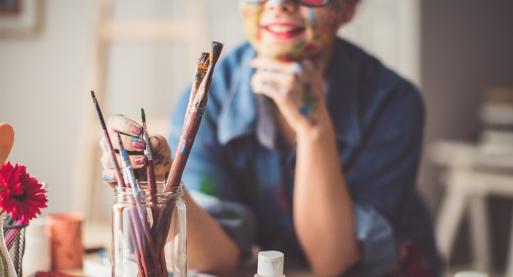 How I Turned My Life Around With A Paintbrush