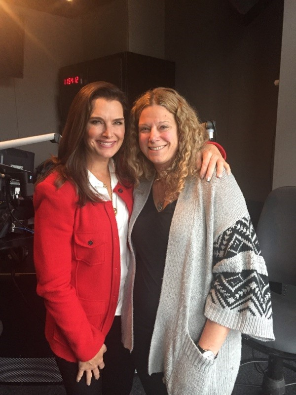 "Why I Am Saying ""Thanks"" To Brooke Shields!"