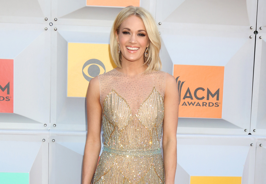 "Carrie Underwood Talks Unconditional Love And ""Couple Time"""