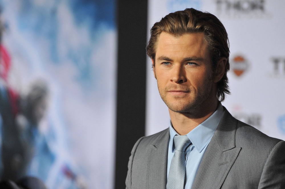 Chris Hemsworth's Daughter Had A Unique Request: 'I Want A Penis!'