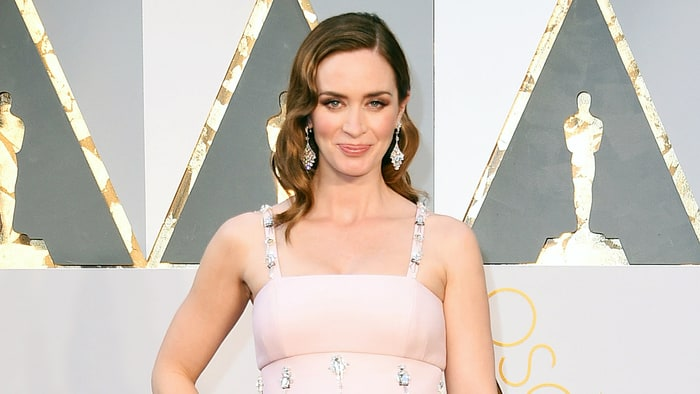 Emily Blunt Sometimes Forgets She's Pregnant With Baby #2