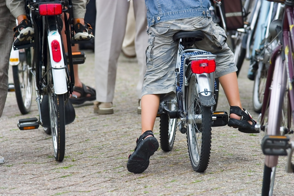 How We Are Becoming A Biking Family