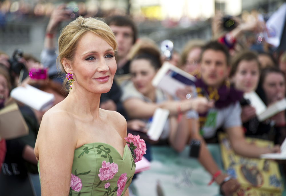 J. K. Rowling Has Harry Potter Inspired Advice For Parents
