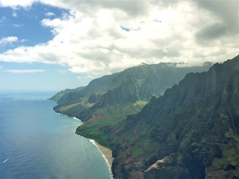 Napali Coast. Photo credit: Sonya D.