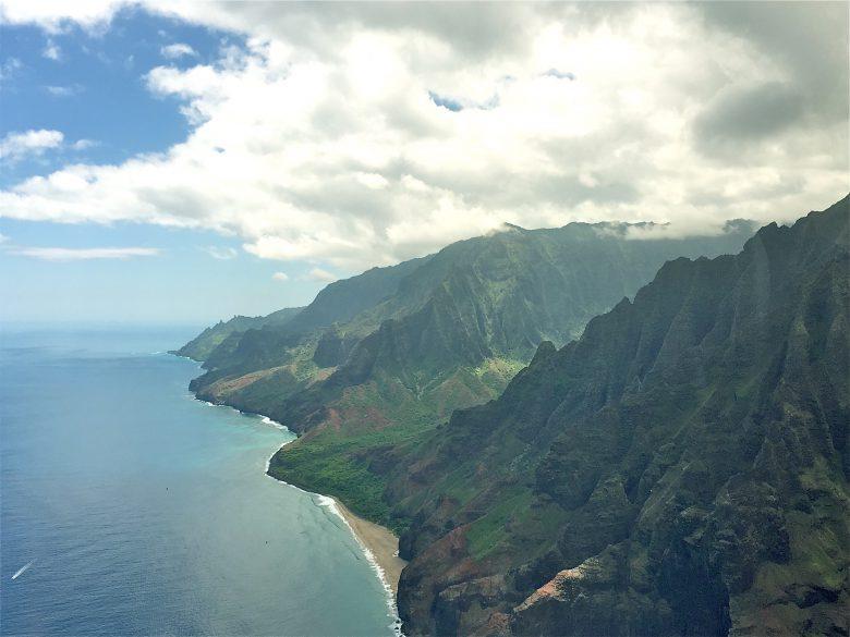 Napali Coast. Photo credit: Sonya D.