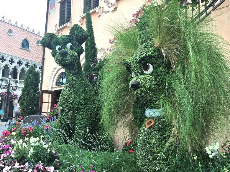 Disney Epcot Flower and Garden Festival Photo credit: Sonya D.