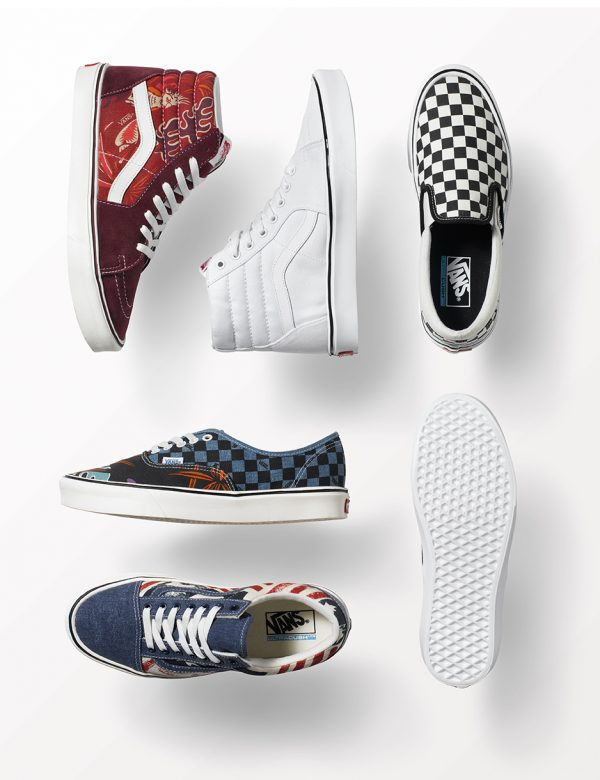 Vans Classic Lites Collection
