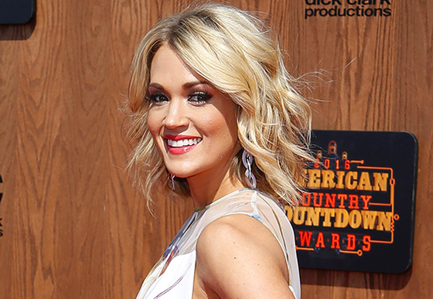 'I Could Do A Few More Of Those' Says Carrie Underwood On Having More Kids