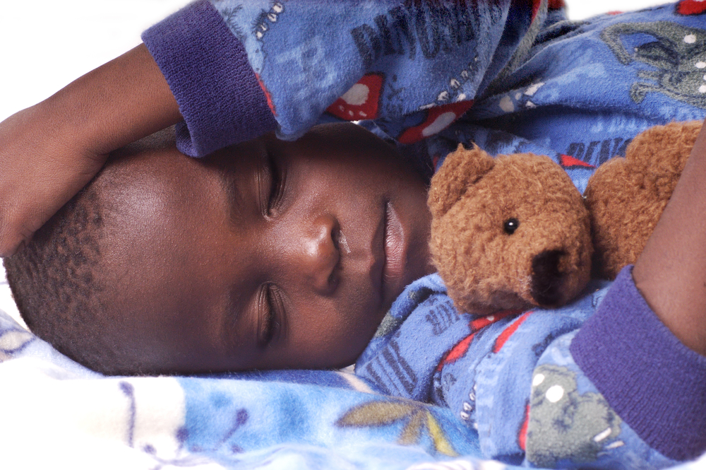 Think Your Kid Has Trouble Sleeping? Read This