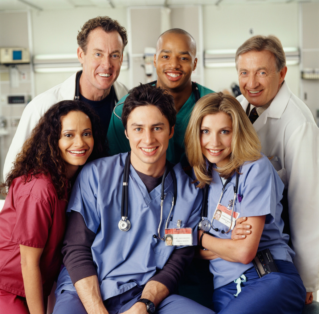 How Parenting Is Just Like An Episode Of Scrubs