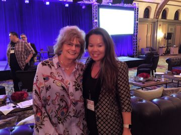 Linda Schuyler Co-Creator of Degrassi with Urbanmoms Sonya