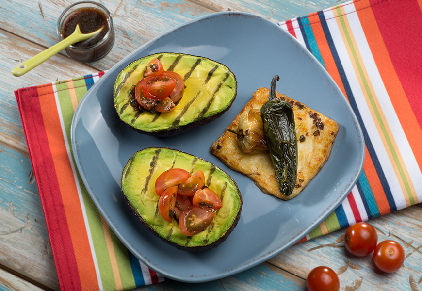 We're Adding Avocados To The Grill This Summer
