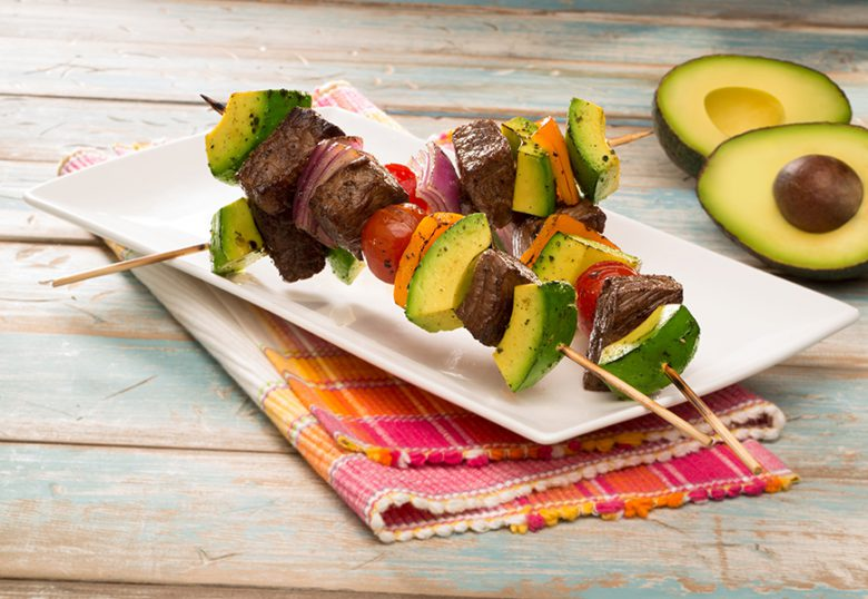NEW-Avocados From Mexico_Steak_and_Avocado_Kebabs