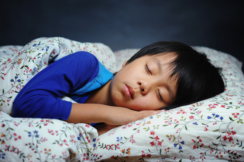 Does Your Child Wet The Bed? Don't Sweat It.