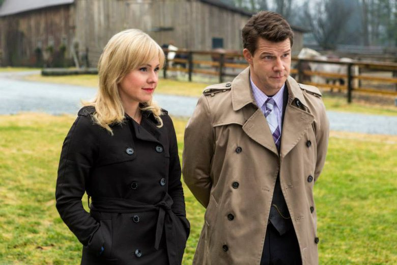 Signed, Sealed, Delivered with Kristin Booth and Eric Mabius