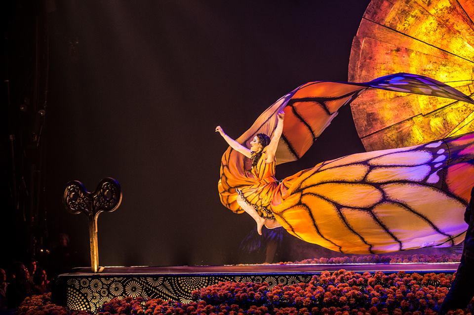 Unexpected Thrills in Cirque du Soleil's Luzia