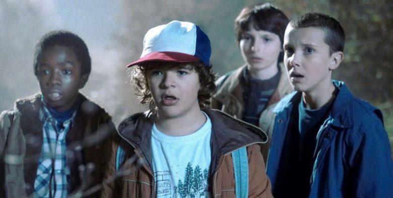 Stranger Things Season 1. Netflix