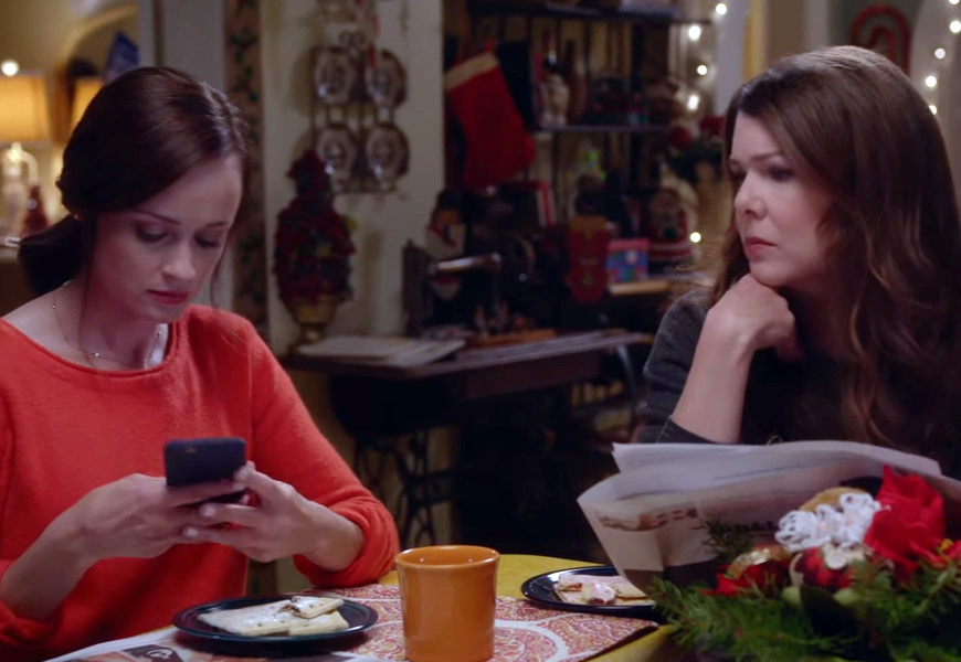 Gilmore Girls Revival Announce Return Date With First Teaser Trailer