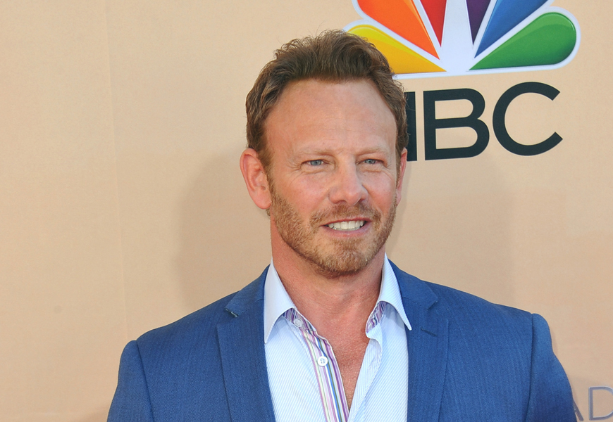 Celebrity Dad Ian Ziering Talks Nighttime Wetting