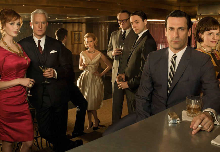 How Parenting Is Like an Episode of Mad Men