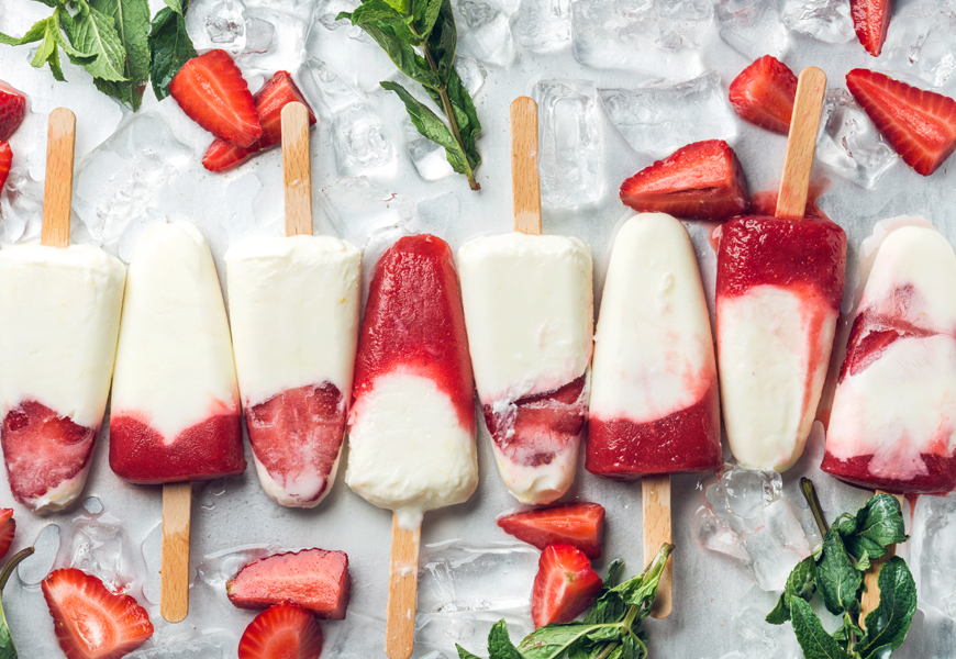 Popsicles Are A Must-Have Summer Treat